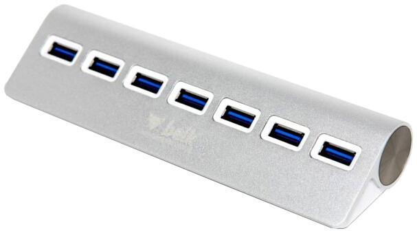 Beik HYD-9030H USB HUB 7 portů, USB 3.0