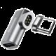 Baseus Mini magnetický adaptér pro nabíjecí kabel USB-C, šedá