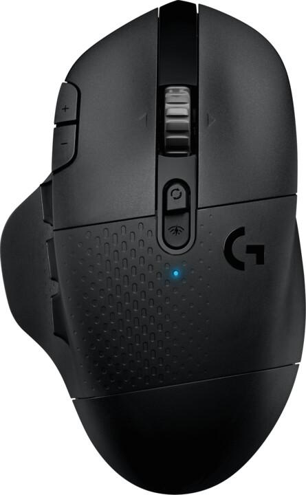 Logitech G604 Lightspeed, černá