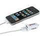 Skross USB nabíjecí autoadaptér Midget Dual, 2x 1000mA, DC 12V, miniaturní