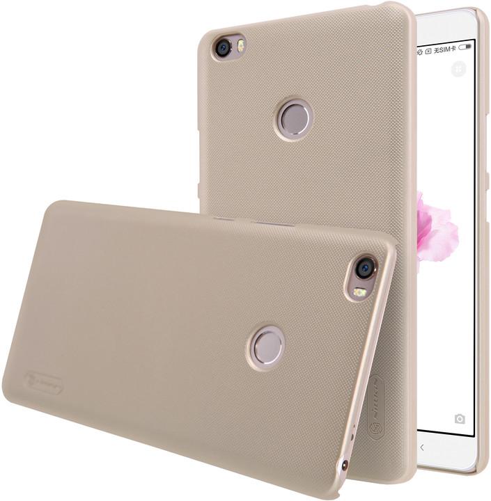 Nillkin Super Frosted Shield pro Xiaomi Mi Max, zlatá