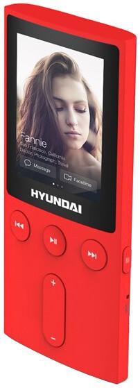 Hyundai MPC 501, 4GB, červená