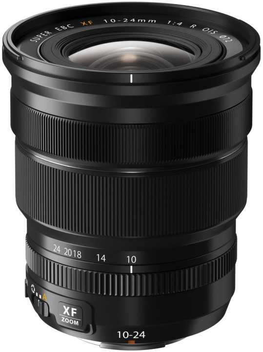Fujinon XF10-24mm f/4