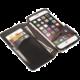 Krusell flipové pouzdro KALMAR FlipWallet pro Apple iPhone 6 Plus, černá