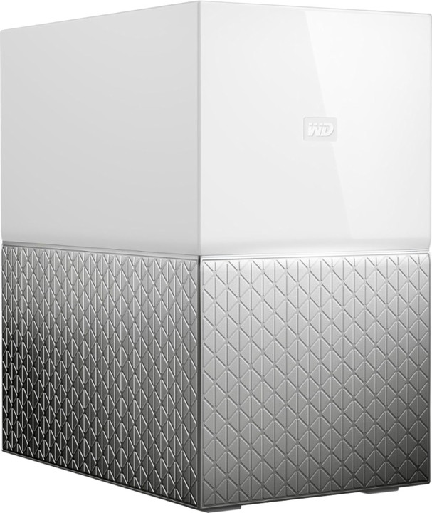 WD My Cloud Home Duo - 4TB