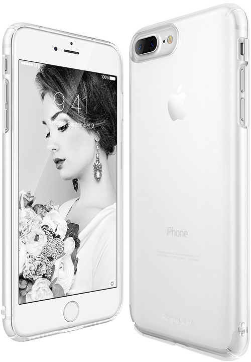 Ringke Slim case pro iPhone 7, frost white
