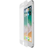 Belkin ochranné tvrzené sklo SCREENFORCE pro iPhone 6/6s/7/8, bílá - F8W853zzWHT
