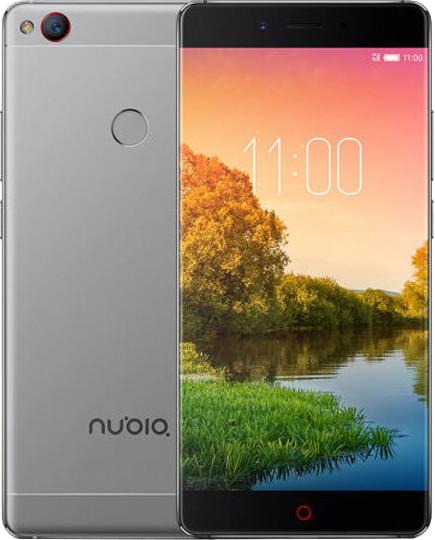 Nubia Z11 - 64GB, šedo/černá
