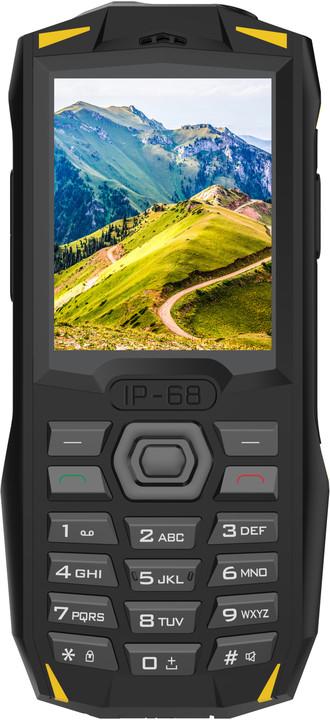 iGET Blackview GBV1000, žlutá
