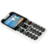 Evolveo EasyPhone XD s nabíjecím stojánkem, bílá