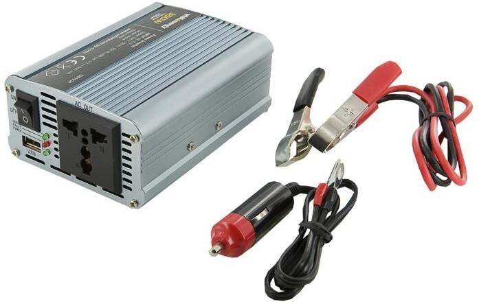 Whitenergy měnič napětí AC/DC, 12V/230V, 350W
