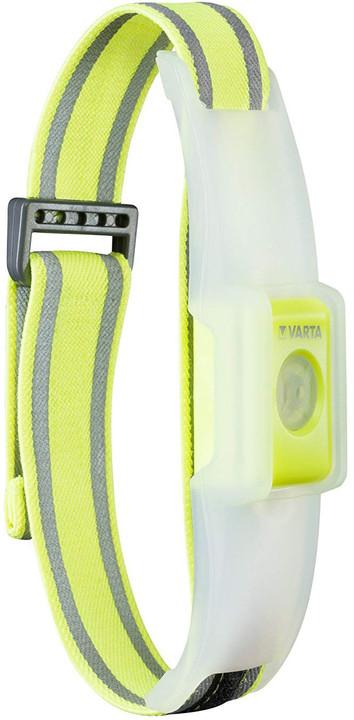 VARTA outdoorový sportovní reflexní LED pásek
