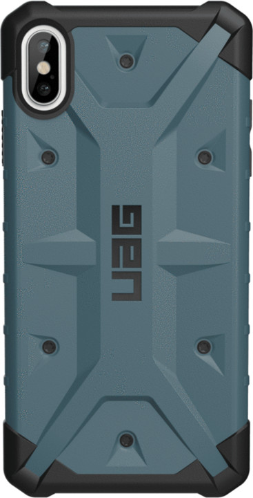 UAG Pathfinder Case Slate iPhone Xs Max, grey