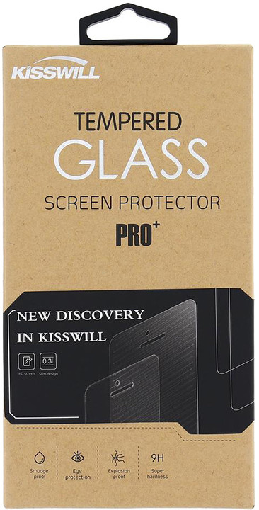 Kisswill Tvrzené sklo 0.3 mm pro Honor 6X