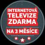 IP TV Premium na 3 měsíce v hodnotě 2.397,- zdarma k TP-linku (platné do 31.1.2021)