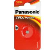 Panasonic baterie 377/376/SR626 1BP Ag - 35049327