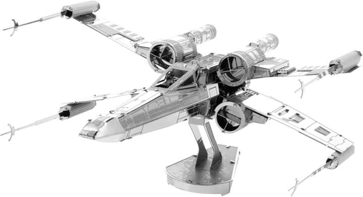 Metal Earth Star Wars - kovový model X-Wing