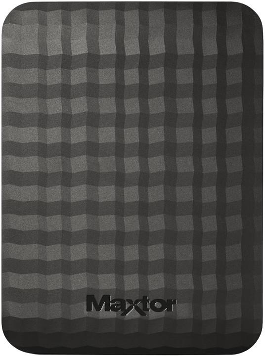 Maxtor M3 Portable - 3TB, černá