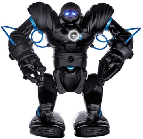 WowWee Robosapien Blue - inteligentní robot