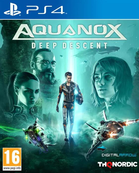 Aquanox: Deep Descent (PS4)