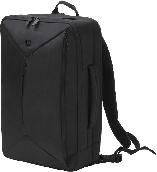 "DICOTA Dual EDGE - Batoh na notebook - 15.6"" - černá"