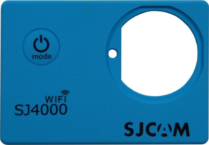 SJCAM ochranný kryt pro SJ4000 WiFi, modrý