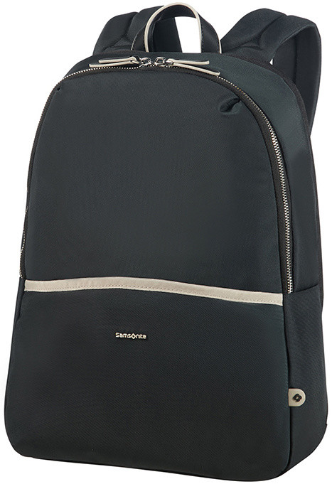 "Samsonite Nefti BACKPACK 14.1"" Black/Sand"