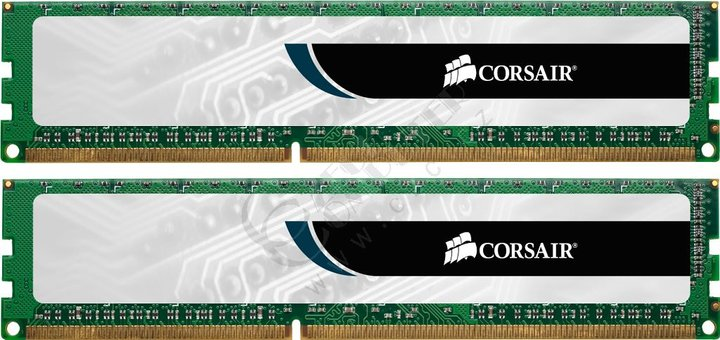 Corsair Value 4GB (2x2GB) DDR3 1333