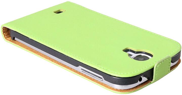 Patona pouzdro pro Samsung Galaxy S4 (I9505), zelená hladká