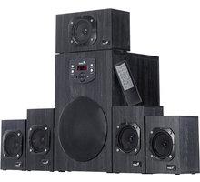 Genius SW-HF 5.1 4500 Ver. II, 5.1, dřevěné - 31730015400