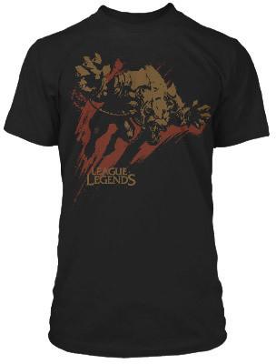 Tričko League of Legends Warwick (US L / EU XL)