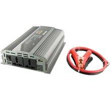 Whitenergy měnič napětí AC/DC, 12V/230V, 1000W - 06587