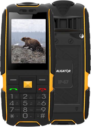 Aligator R20 eXtremo, černo/žlutá