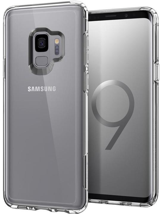 Spigen Slim Armor Crystal pro Samsung Galaxy S9, clear