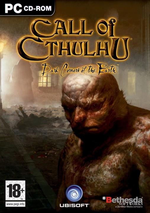 Call of Cthulhu: Temná zákoutí země - PC