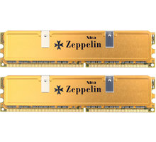 Evolveo Zeppelin GOLD 4GB (2x2GB) DDR3 1600 CL11 CL 11 - 2G/1600/XK2 EG