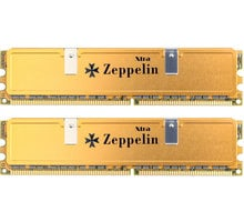 Evolveo Zeppelin GOLD 4GB (2x2GB) DDR3 1333 CL9 CL 9 - 2G/1333/XK2 EG