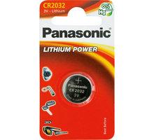 Panasonic baterie CR-2032 1BP Li - 35049310