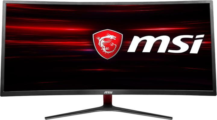 "MSI Gaming Optix MAG341CQ - LED monitor 34"""