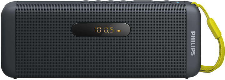 Philips SD700B, černá