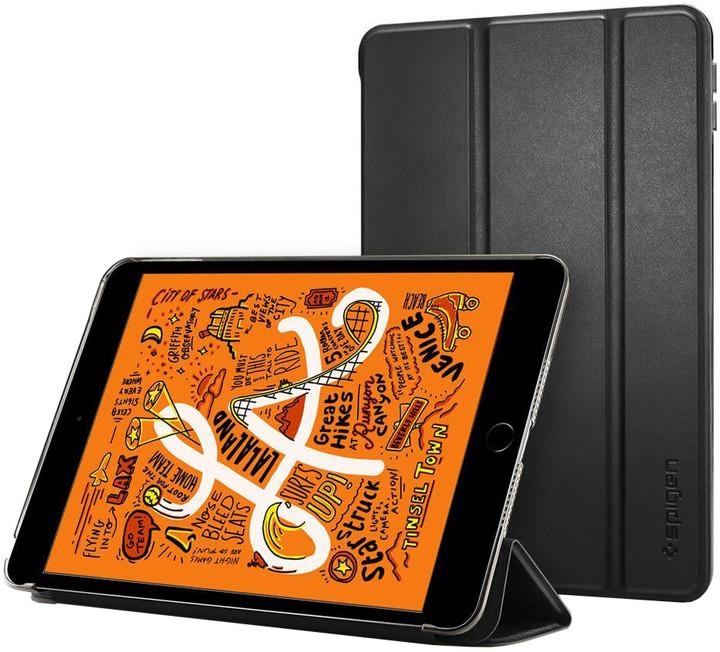Spigen ochranné pouzdro Smart Fold Case pro Apple iPad mini 5 2019, černá