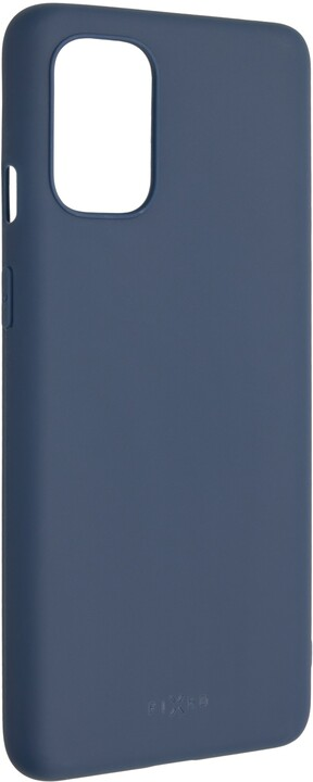 FIXED pogumovaný kryt Story pro OnePlus 8T, modrá