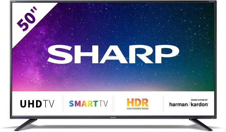 Sharp 50BJ2E - 127cm