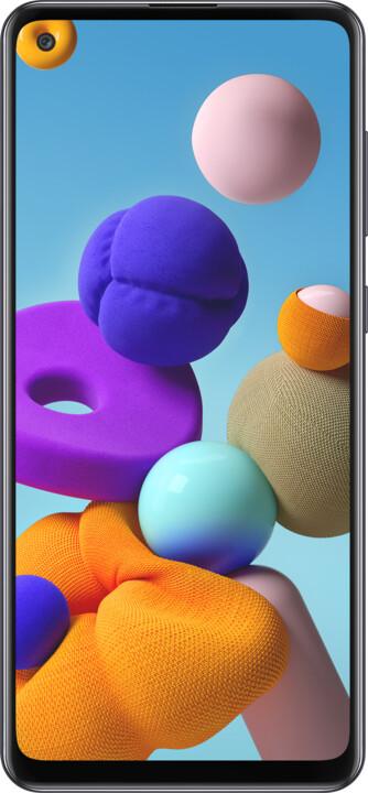 Samsung Galaxy A21s, 4GB/64GB, Black