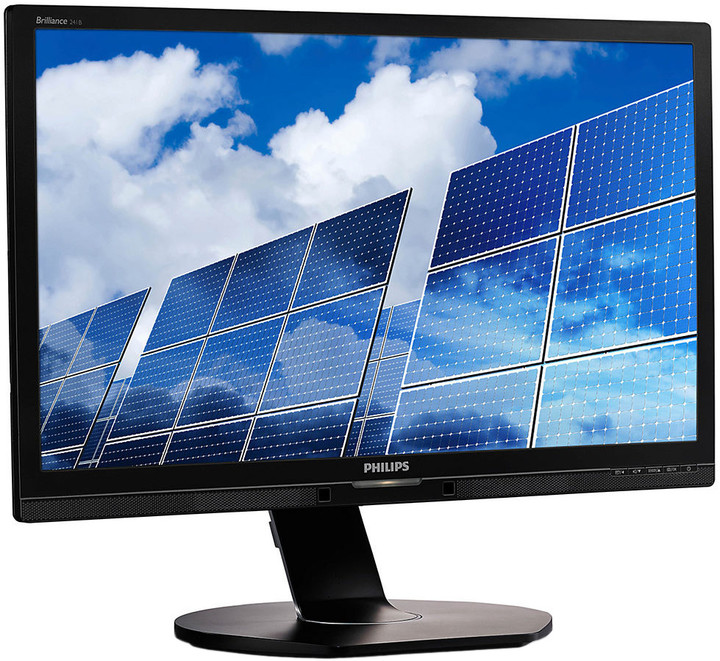 "Philips 241B6QPYEB - LED monitor 24"""