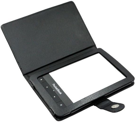 C-TECH PROTECT pouzdro pro Pocketbook 622/623/624, PBC-01, černá