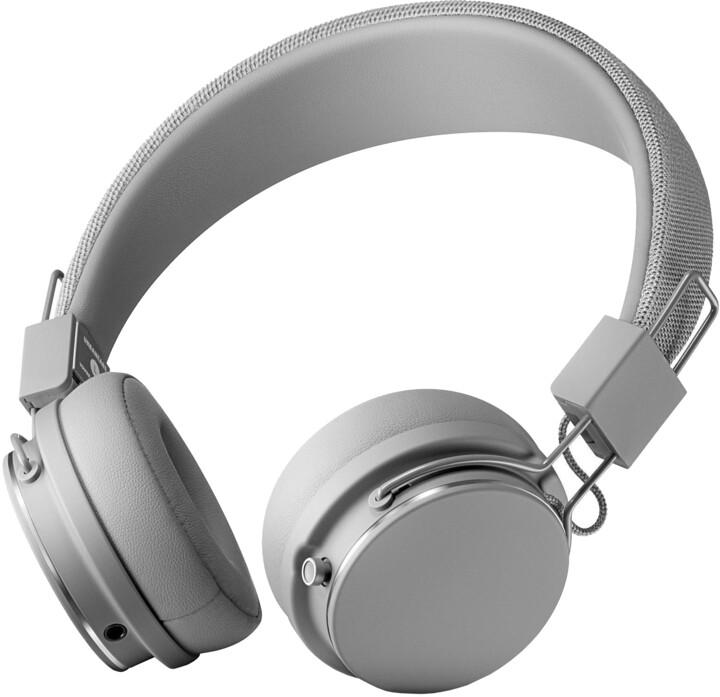 Urbanears Plattan 2 Bluetooth, tmavě šedá