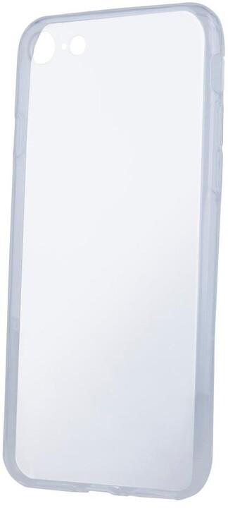 Forever silikonové pouzdro pro Samsung Galaxy A12, transparentní