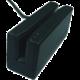 Partner MR368B 90mm, snímač mag.karet 1,2,3 stopa, USB (HID), černá