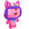 Wise Pet ochranný a zábavný dětský obal pro Smartphone - mini Kitty
